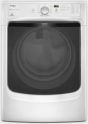 Maytag Med4200bw0 Maxima X Steam Dryer Appliance Video