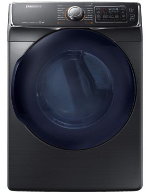 Samsung Dv45k6500ew Electric Dryer Appliance Video