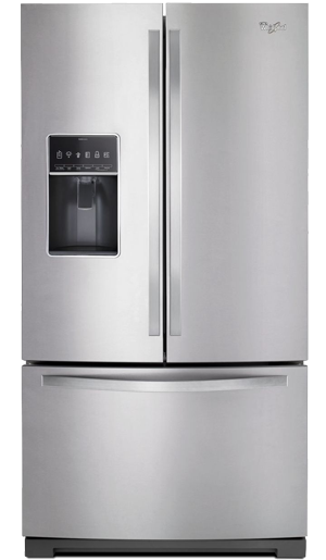Whirlpool Wrf757sdem Refrigerator Appliance Video