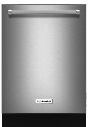 Kitchenaid Kdtm354ess Dishwasher Appliance Video