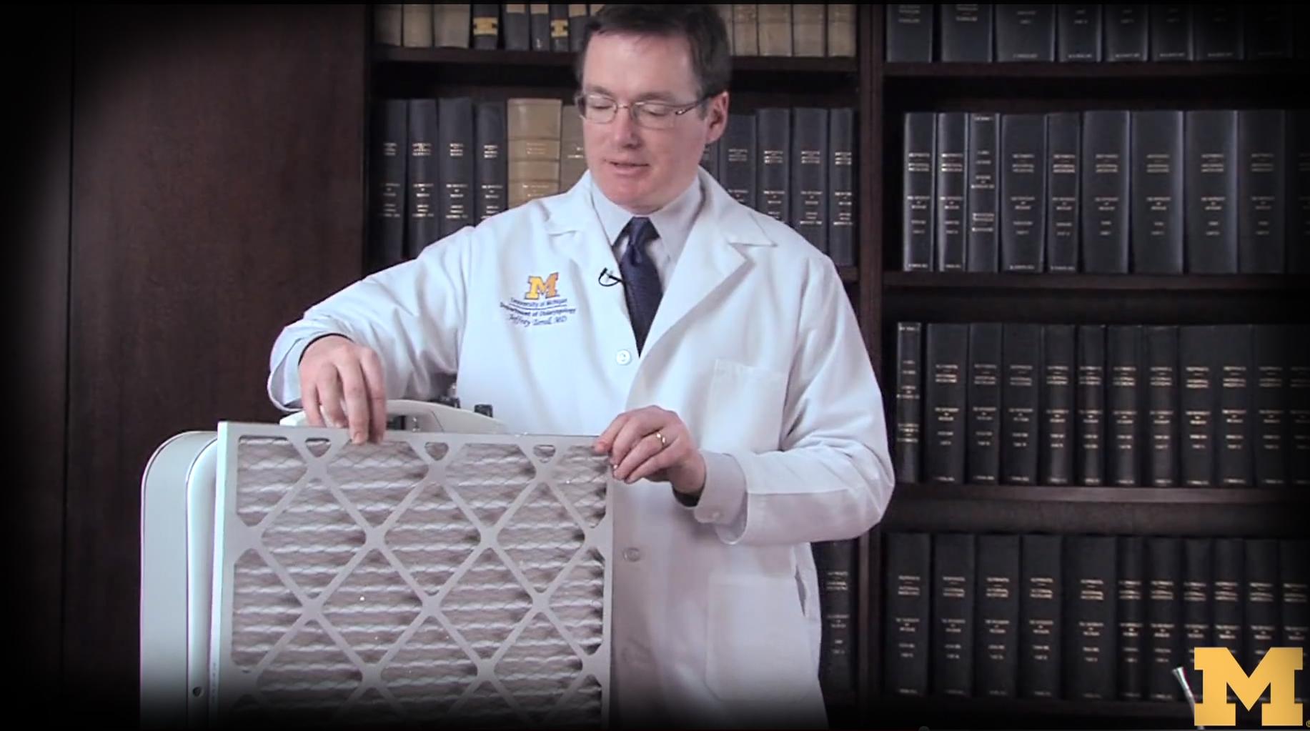 Make a DIY Air Purifier for Less Than $30