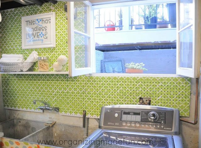 Superbe How To Make A Utility Room Pegboard Backsplash