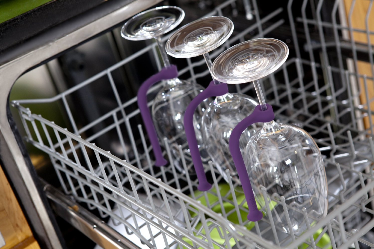 Never Hand Wash Wine Glasses Again Appliance Video