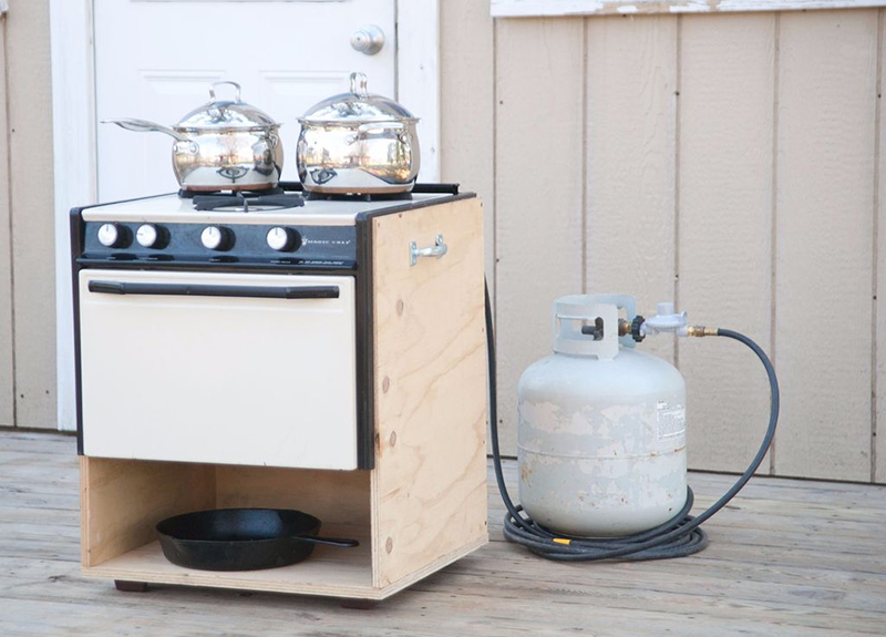 Off The Grid Kitchen Appliances