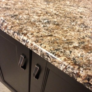 Paint Laminate Countertops To Look Like Natural Stone