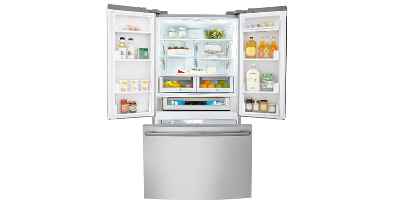 the electrolux gives you luxury and convenience
