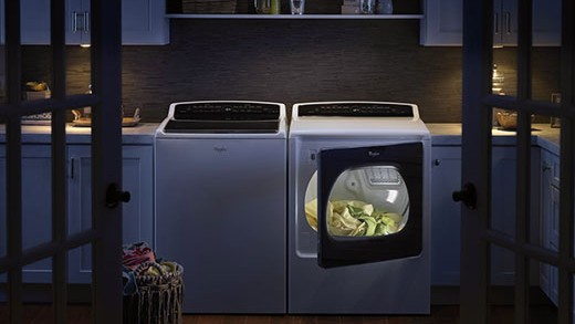 Enhance Your Laundry Experience with Whirlpool's Cabrio® Pair