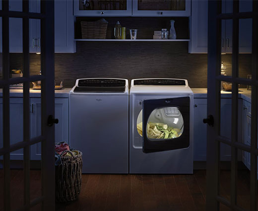 Whirlpool Cabrio Washer And Dryer