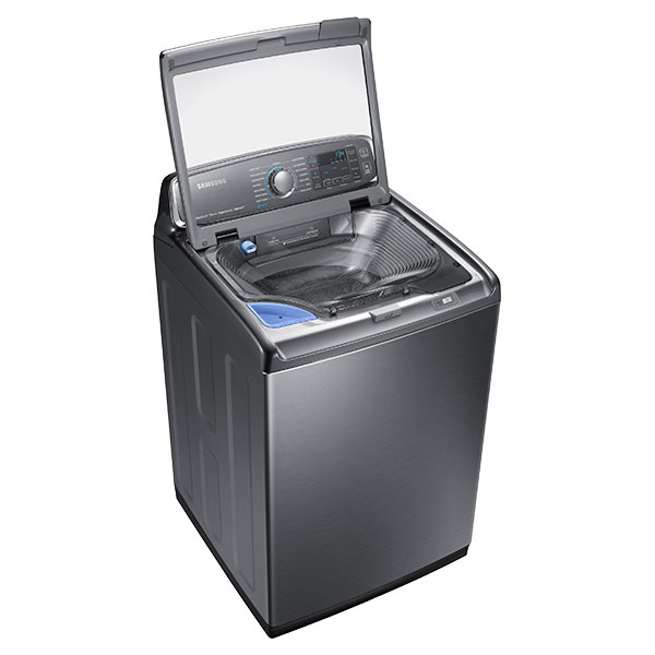 Pre-Wash Clothing with Samsung\'s Built-In Sink Washing Machine ...