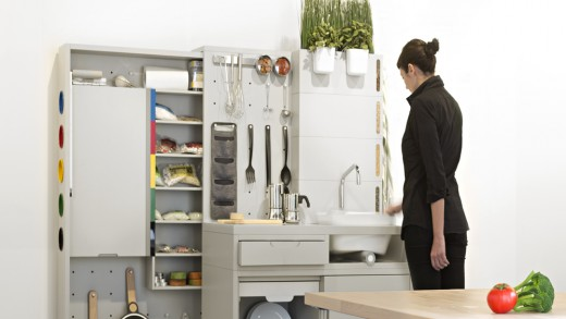 Here's Ikea's Vision for the Kitchen of the Future in 2025