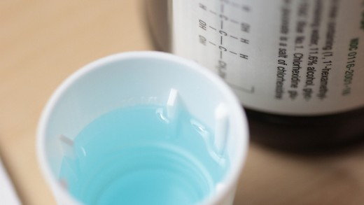 Clean Your Washing Machine with Mouthwash