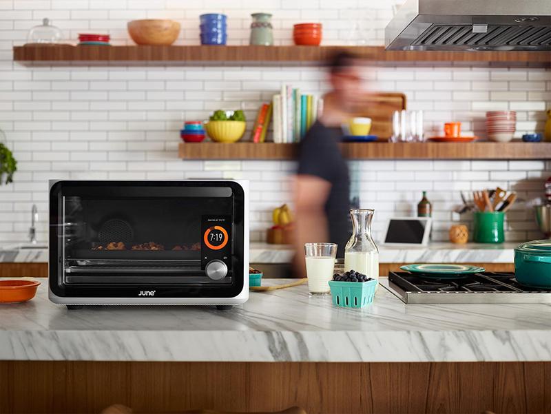 The 1st True Kitchen Computer: June Intelligent Oven