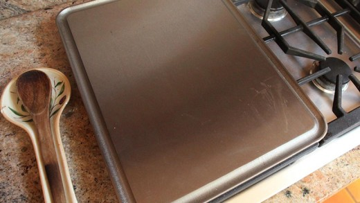 New Baking Steel Griddle Cooks on Stove Top and Oven
