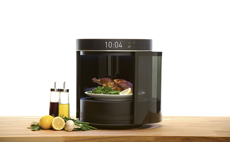 The Future of Microwaves : Freescale's Radio Frequency Oven