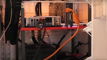 Can You Build a PC in a Mini-Fridge?
