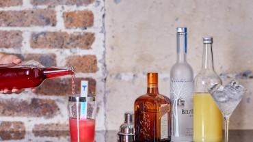 MixStik: A New Way to Mix a Cocktail