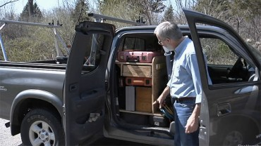 Customize a Tool Box for the Cab in your Truck