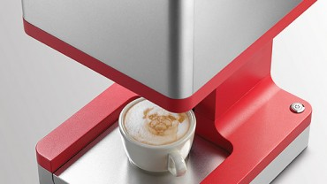 Print Images on Lattes with the Ripple Maker