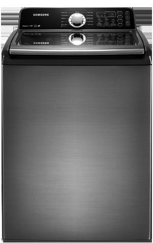 Samsung Wa456drhdsu Top Load Washer Appliance Video