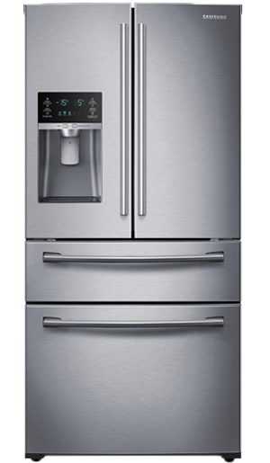 Samsung Rf28hmedbsr French Door Refrigerator Appliance Video
