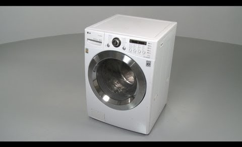 Front Load Washer Appliance Video