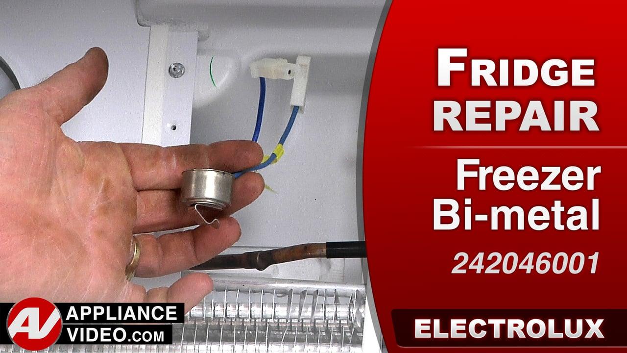 Electrolux EI23BC35KS Refrigerator – No defrost or partial defrost – Freezer Bimetal