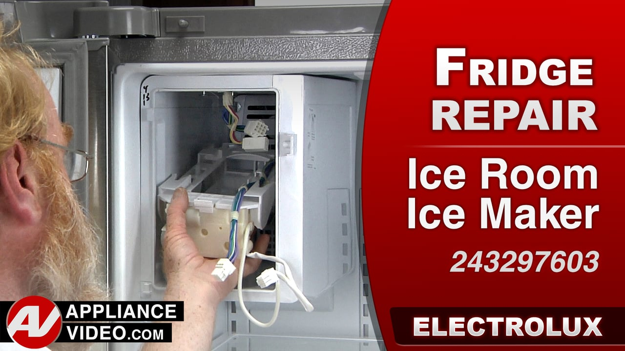 Electrolux EI23BC35KS Refrigerator – No ice produced – Ice Room Ice Maker