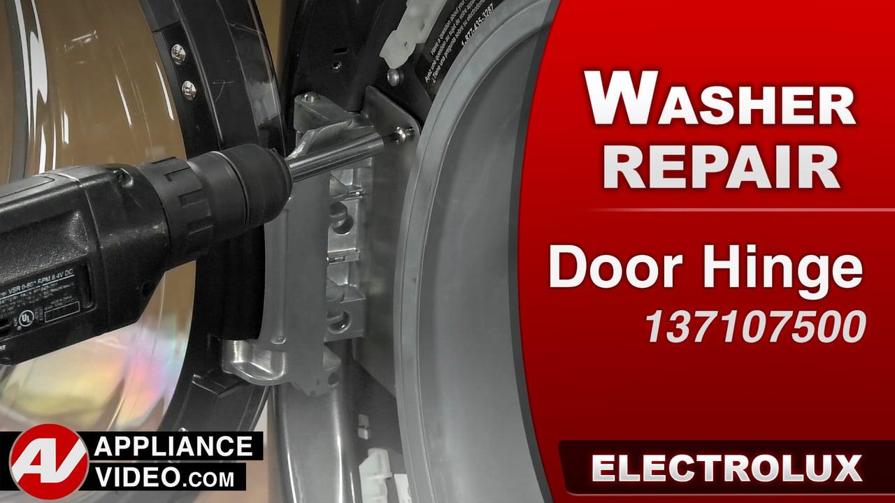 Electrolux Eifls60lt Washer Door Will Not Close Door