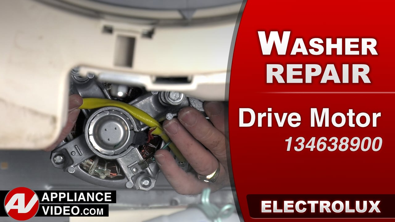Electrolux EIFLS60LT Washer – No Spin – Drive Motor