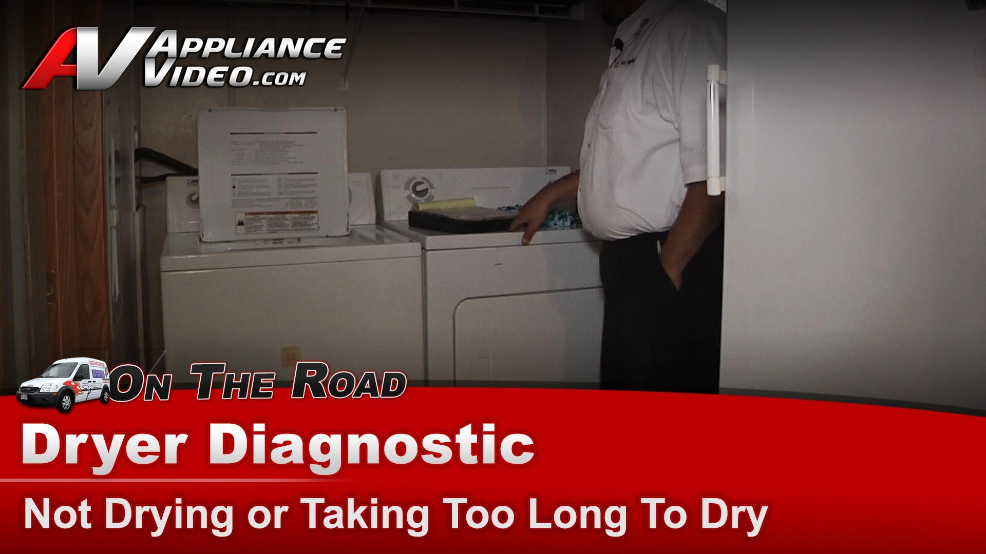 Estate Eed4300tq0 Dryer Diagnostic And Repair Not Drying
