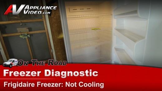 Upright Freezer Appliance Video