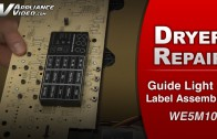 Maytag MED6630HW1 Dryer – Will not start – Drive Belt