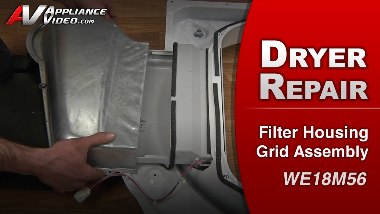 Ge Gtds850edws Dryer No Lint In Filter Filter Housing