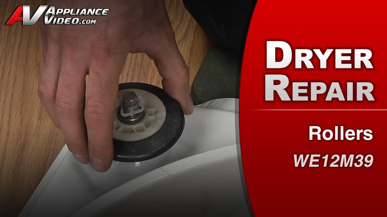 GE GTDS850EDWS HE Steam Assist Dryer | Appliance Video