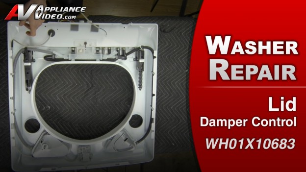 Wr02x10540 Bumper Lid Search Results Appliance Video