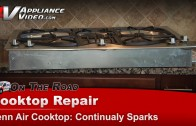 Ge Cooktop Selector Switch Repair