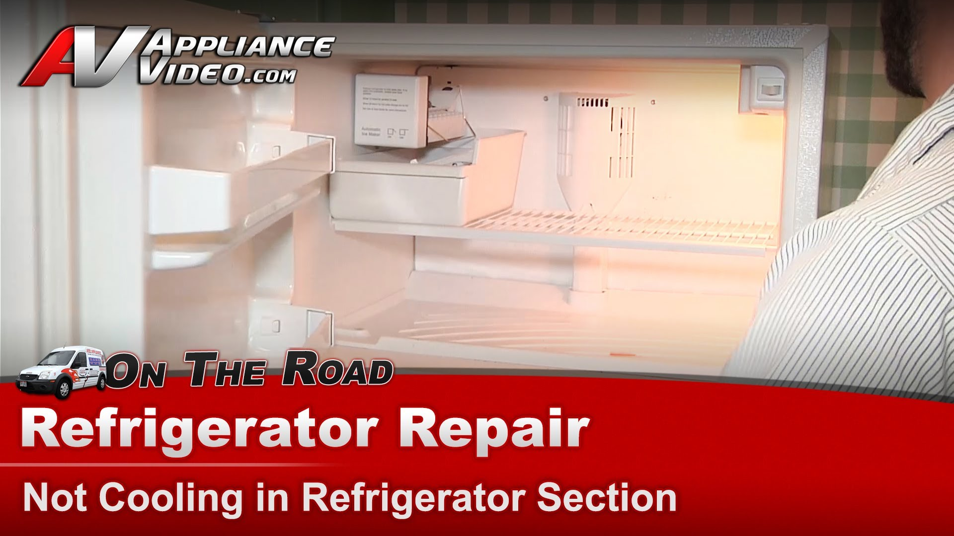 Kenmore Refrigerator Repair >> Kenmore 10671192101 Refrigerator Repair – Not cooling in the refrigerator section – Evaporator ...