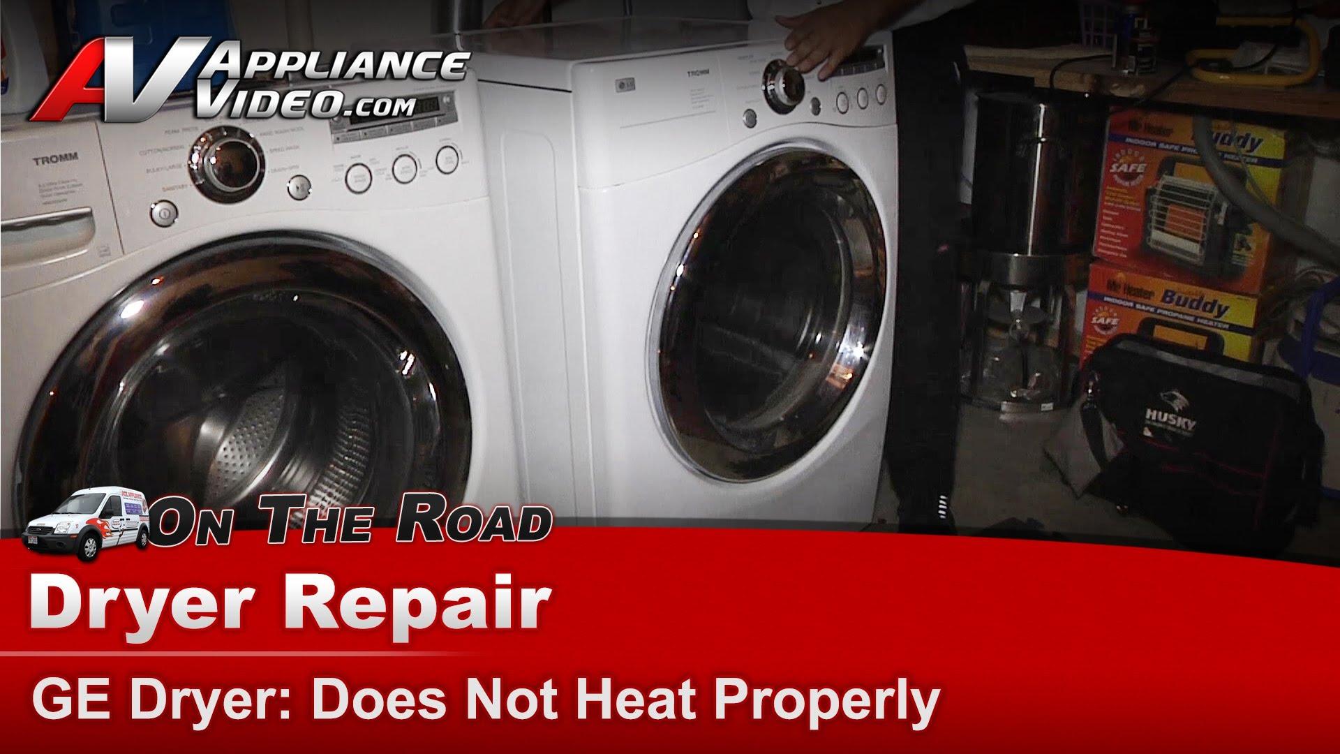 Lg Dlg5966w Dryer Repair Does Not