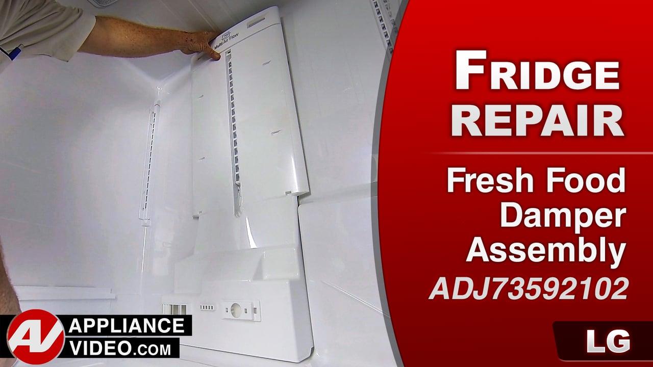 Lg Lfc28768st Refrigerator Appliance Video