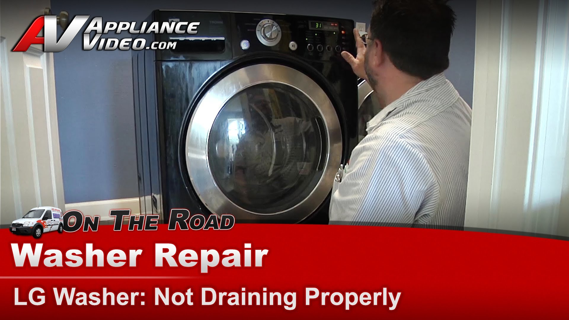 Lg Wm2277hb Washer Diagnostic And Repair Not Draining