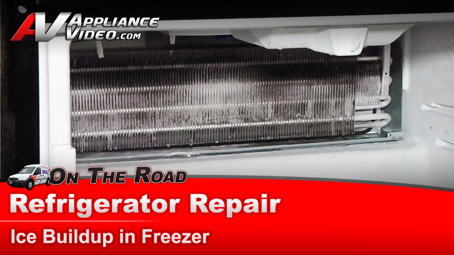 Maytag Mf12665xeb0 Refrigerator Repair Has Ice Buildup