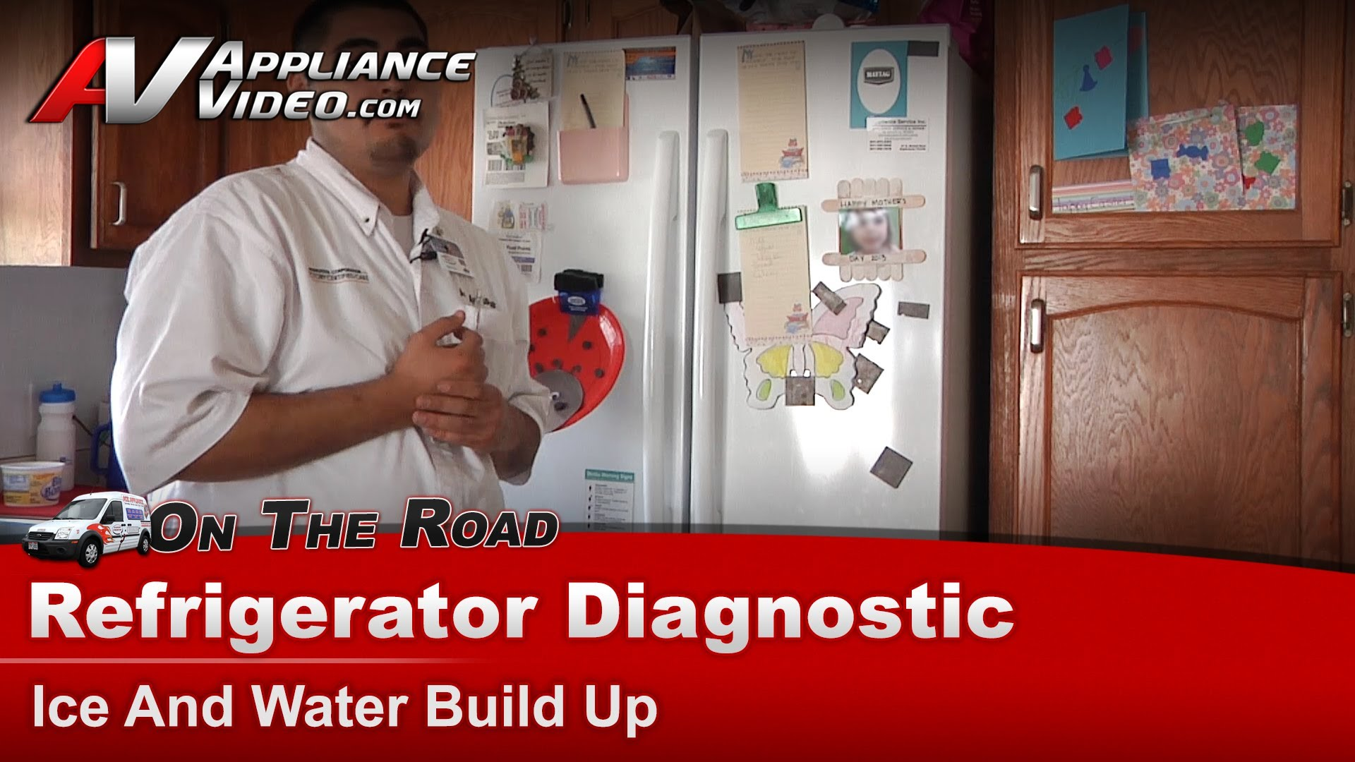 Maytag Mff2055yew00 Refrigerator Diagnostic Ice And