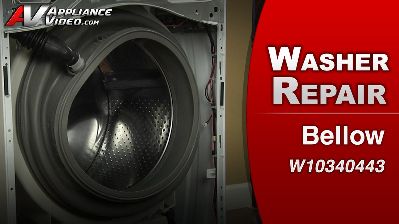 Maytag Mhw4200bw1 Washer Leaking Water Bellow