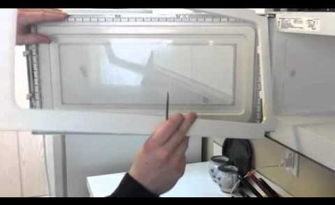 Remove Countertop Stove : Countertop Microwave Appliance Video
