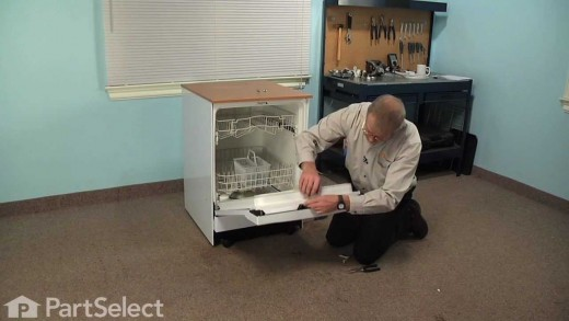 Portable Dishwasher Appliance Video