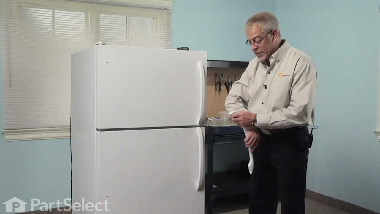 Genial Replace A Door Handle On Your Frigidaire Refrigerator Appliance Video