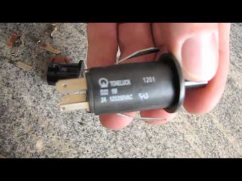 Replace A Faulty Oven Door Switch On A General Electric