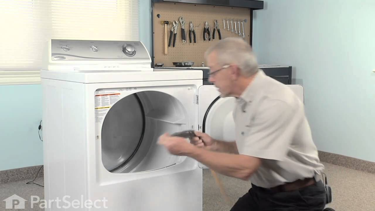 Replace The Lint Filter On Your Maytag Dryer Appliance Video