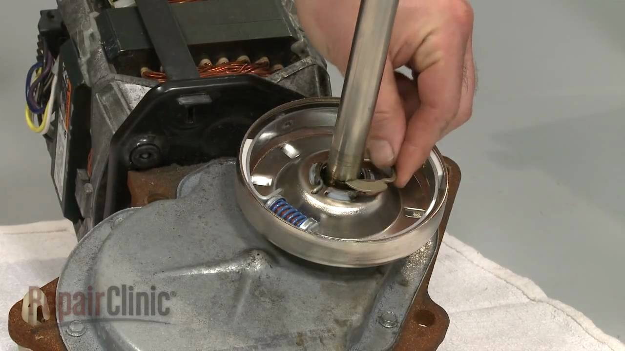 Replacing Clutch On A Kenmore Washer Appliance Video