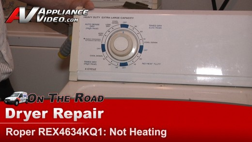 Roper Appliance Video